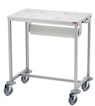 Cart For Mobile Support Of Seca Baby Scales