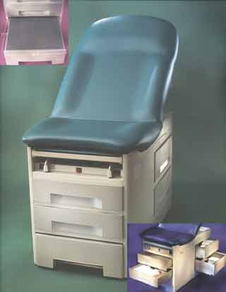Access Exam Table