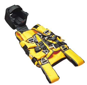 Litter, Half Back Extrication/rescue Vest