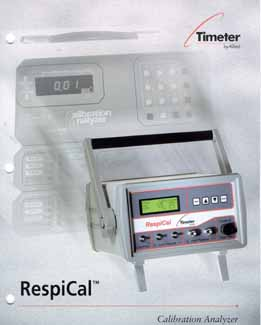 Calibration Analyzer/respical