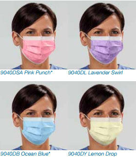 Tidishield Procedure Facemasks